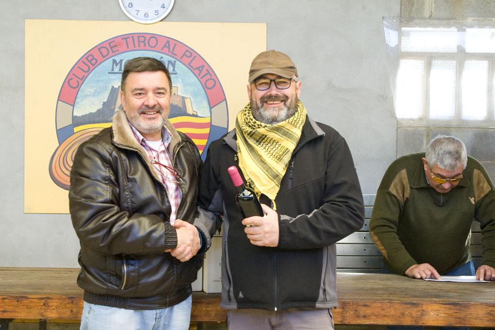 CLUB DE TIRO AL PLATO MONZON JOSE MARIA FORNIES SUBCAMPEON DE LA SEGUNDA SOCIAL DE CARABINA