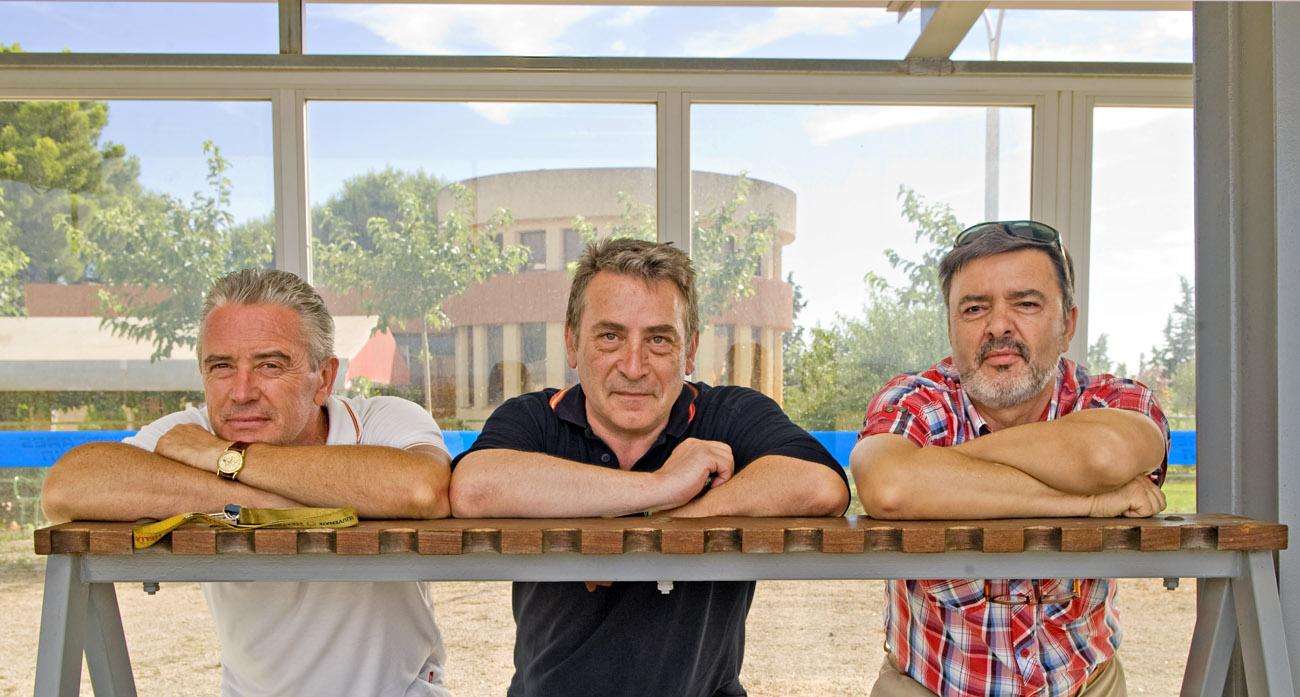 ORGANIZADORES MIEMBROS DE LA FEDERACION ARAGONESA DE TIRO OLIMPICO