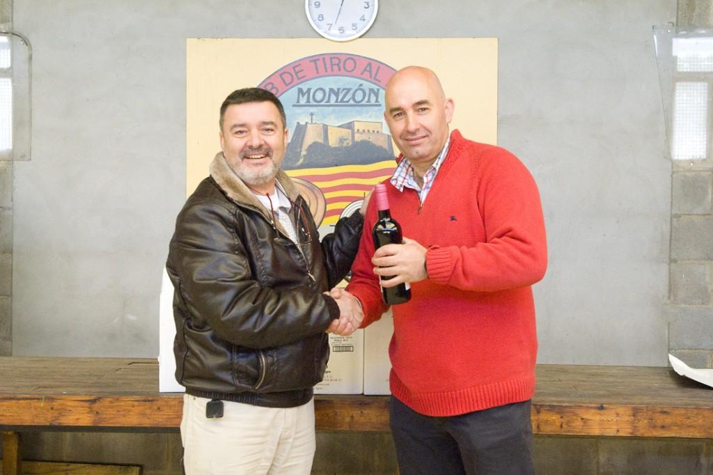 CLUB DE TIRO AL PLATO MONZON JULIAN JIL SUBCAMPEON DE LA III FASE DEL CAMPEONATO DE INVIERNO