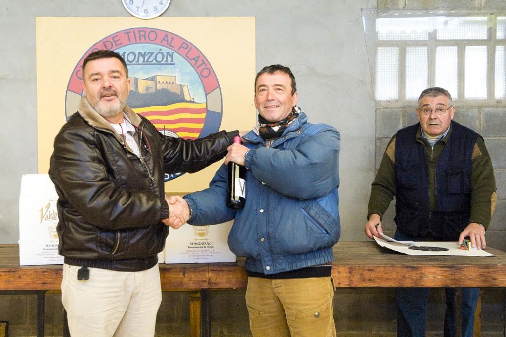 CLUB DE TIRO AL PLATO MONZON LUIS MONTANER CAMPEON DE LA III FASE DEL CAMPEONATO DE INVIERNO