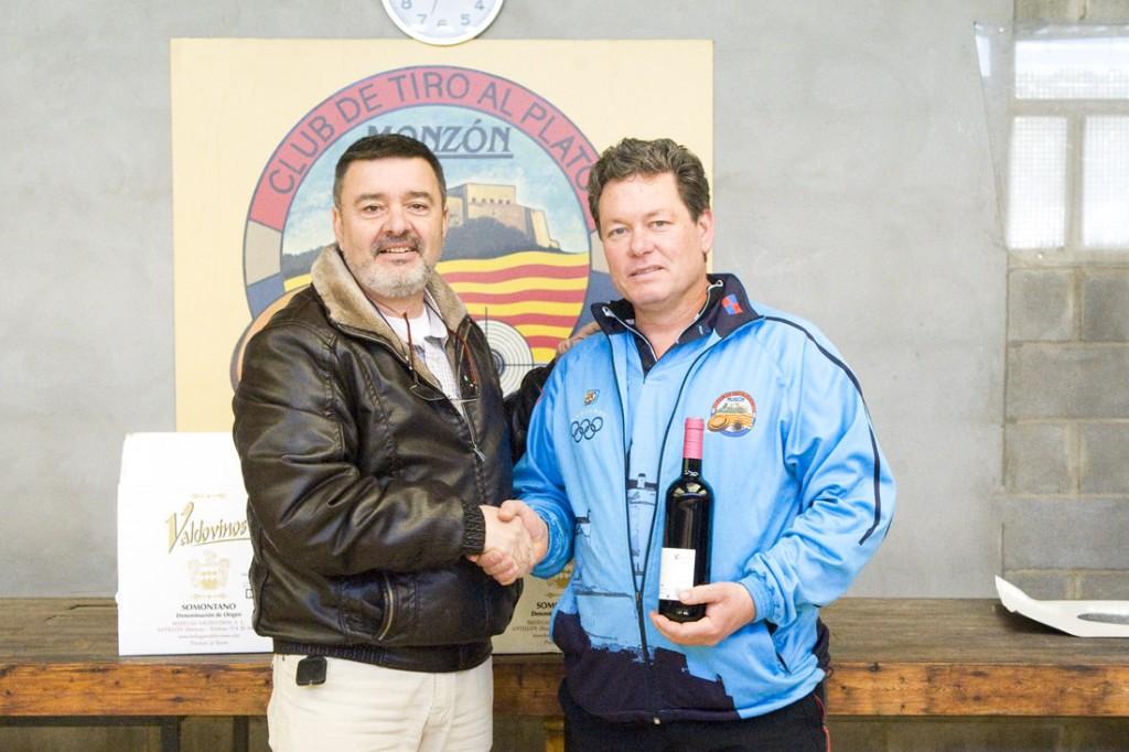 CLUB DE TIRO AL PLATO MONZON RICARDO GUILLEN TERCER CLASIFICADO DE LA III FASE DEL CAMPEONATO DE INVIERNO