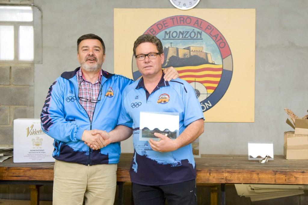 CLUB DE TIRO AL PLATO MONZON RICARDO GUILLEN CAMPEON DE LA PRIMERA SOCIAL DE STANDARD
